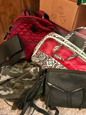 Bag of bags - Gently Used for Sale in Wichita, KS