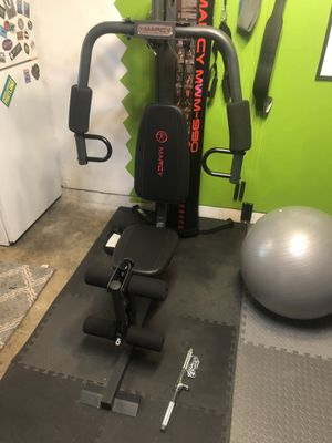 Home gym, weights and weight benches for Sale in Vancouver, WA
