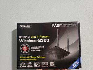 Asus WiFi Router for Sale in Gibsonton, FL