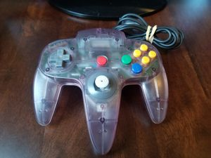 Nintendo N64 controller for Sale in Brooklyn Park, MD