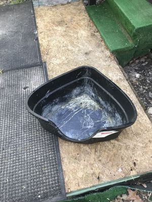 Large Corner Litter Box for Sale in Durham, NC