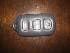 Replacement key fob for Sale in Millville, MA
