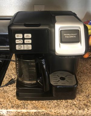 Flexbrew coffee maker LIKE NEW!! for Sale in Riverside, CA