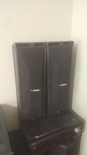 Bose professional loudspeaker system for Sale in Austin, TX
