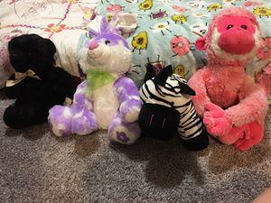 Bigger stuffed animals for Sale in Tacoma, WA