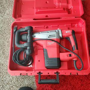 SDS MAX HAMMER DRILL for Sale in Magna, UT