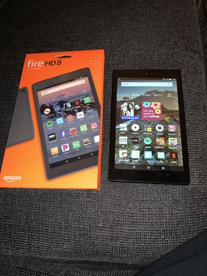 Fire hd8 tablet ( Amazon ) for Sale in Austin, TX