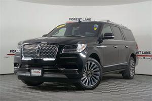 2019 Lincoln Navigator for Sale in Dallas, TX