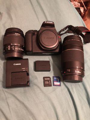 Canon T5 DSLR Camera for Sale in Miramar, FL