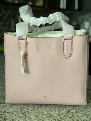 Coach Derby Tote (Brand New; Light Pink) for Sale in Wheaton, MD
