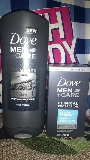 Dove men + care set $7 for Sale in Moreno Valley, CA