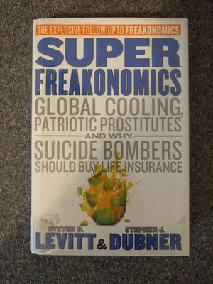 Super Freakonomics for Sale in Detroit, MI
