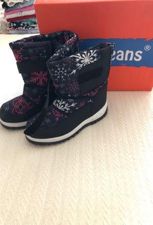 Kids Size 2 - Jelly Bean Snow Boots for Sale in San Diego, CA