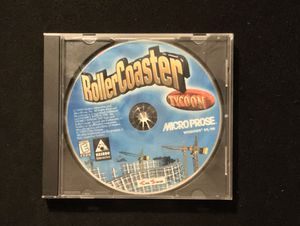Original Roller Coaster Tycoon for Sale in Norcross, GA