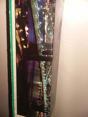 New York city wall mural 13 ft I8 inches by 8 feet 3 I in .new for Sale in Kodak, TN