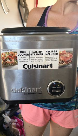 Rice cooker/steamer for Sale in San Diego, CA