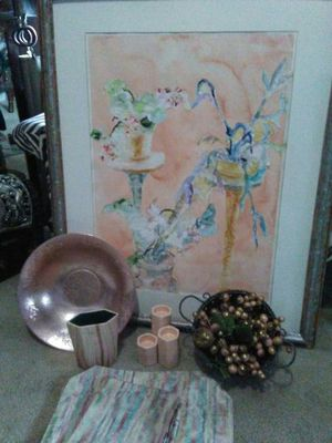 Complete Decor set for Sale, used for sale  Douglasville, GA