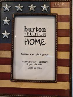 New Burton Picture Frame for Sale in Boulder,  CO