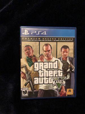 PS4 GTA V for Sale in Tampa, FL