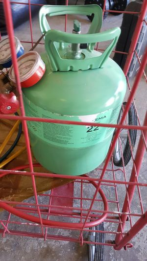 Freon r22 for Sale in Katy, TX