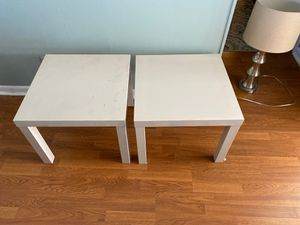 IKEA side tables and coffee table set for Sale in Mount Vernon, IN