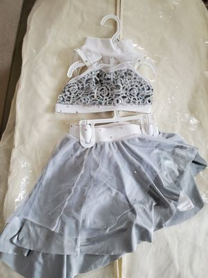 CURTAIN CALL GIRLS DANCE / PAGEANT SHOW / COSTUME DRESS for Sale in Rowlett, TX