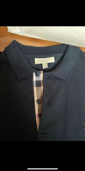 2xl Black Burberry Polo for Sale in Hayward, CA