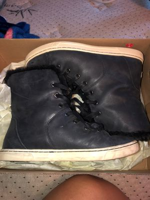 UGG high top sneakers with fur inside CHEAP! WILL GO FAST for Sale in Stockton, CA