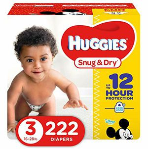 New box of Huggies size 3 snug&dry for Sale in Acworth, GA