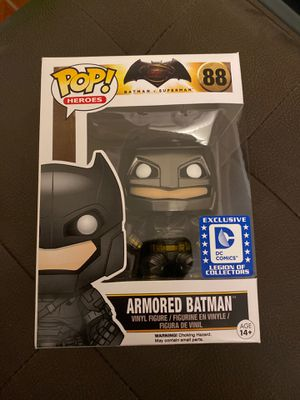 Armored Batman for Sale in Fresno, CA