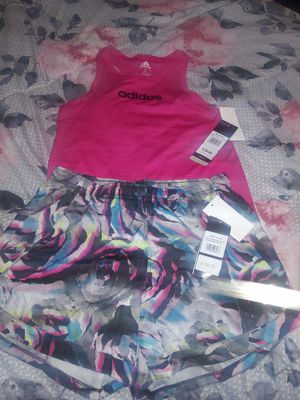 Adidas girl's outfit for Sale in Ruskin, FL