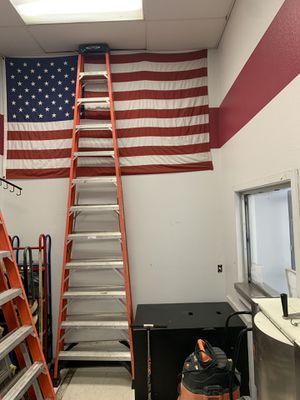 Werner ladder (12ft) for Sale in Austin, TX