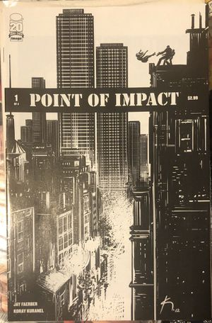 Point of Impact Graphic Novel Jay Faerber & Koray Kuranal Image Comics for Sale in Rensselaer, NY