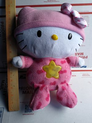 Hello Kitty plush, plays lullabies etc. for Sale in Sacramento, CA
