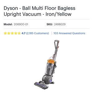 Dyson vaccum for Sale in Kent, WA