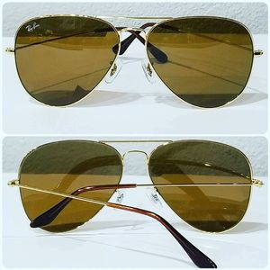 Ray ban aviator sunglasses new for Sale in Lakewood, CA