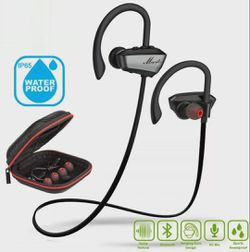 Wireless Headset Bluetooth Headphones Sport Earbuds Waterproof Earphones MIC for Sale in West Covina,  CA