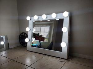 Makeup and hair vanity mirror for Sale in Riverside, CA
