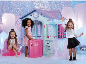 Brand New in Box ! Hard to find! L.O.L. LOL Surprised ! Winter Disco Cottage Playhouse over 4 feet high for Sale in Chino Hills, CA