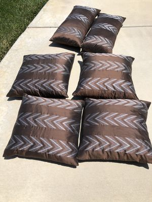 Couch Pillows for Sale in Temecula, CA