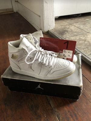Jordan 1 Chrome 2002 for Sale in College Park, MD