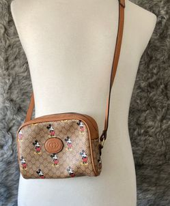 MICKEY MOUSE LIMITED EDITION LEATHER SLING BAG, Brand New for Sale in North Las Vegas,  NV