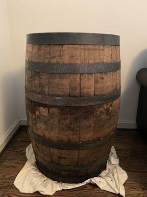 Whiskey Barrel for Sale in Houston, TX