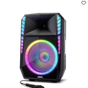 ION PA SUPREME BLUETOOTH SPEAKER WITH COLOR LIGHTS! for Sale in Dinuba, CA