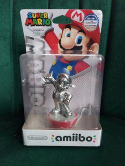 Amiibo Silver Mario for Sale in Dallas,  TX