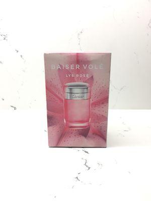 Cartier Baiser Volé Lys Rose - 3.3 oz women's perfume for Sale in Portland, OR
