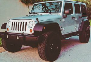 JEEP WRANGLER*2007* *BOSE SOUND STUDIO* LOW MILEAGE for Sale in Raleigh, NC