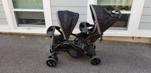 Double Stroller - Sit & Standing. for Sale in Bethesda, MD