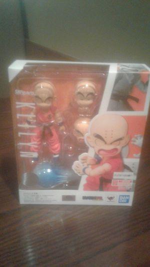 "SHFiGuarts Dragon BallZ action figure collectible ""Klilyn"" for Sale in Stockton, CA"