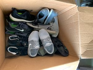 Size 10 shoes assorted Nike/Lacoste/Pumas/Sanuks for Sale in Buena Park, CA